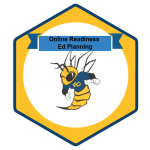 Educational Planning Badge