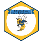 Intro to Online Learning Badge